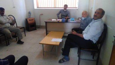 Photo of جلسه هماهنگی جهت برداشت مزارع غلات بخش کوهمره نودان برگزار شد