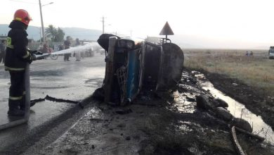 Photo of واژگونی خودرو در کازرون یک نفر را به کام مرگ کشید