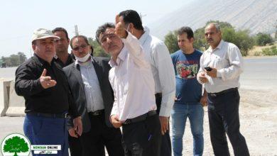 Photo of شهردار نودان خبر داد : مسدود شدن موقتی دوربرگردان جدید نودان تا انجام اقدامات ایمنی