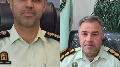 Photo of سرهنگ اسماعیل زراعتیان به عنوان فرمانده جدید انتظامی شهرستان کازرون انتخاب شده است
