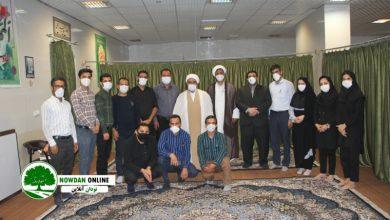 Photo of خبرنگاران کوهچنار با امام جمعه این شهرستان دیدار کردند