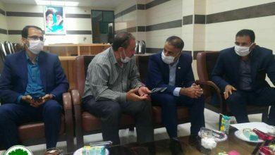 Photo of بررسی مشکلات بانک صادرات نودان با حضور مسئول حوزه بانک صادرات شهرستان های کازرون و کوه چنار