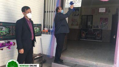 Photo of با حضور مسئولان کوهمره ای ؛زنگ آغاز سال تحصیلی جدید مدارس نواخته شد+ تصاویر