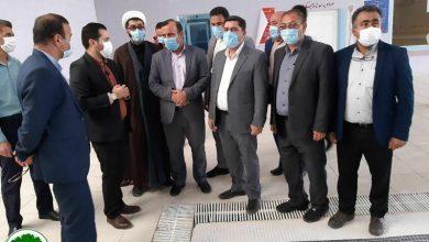Photo of حضور مدیرکل ورزش و جوانان استان فارس در نودان جهت بازدید از پروژه های ورزشی + تصاویر