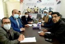 Photo of بررسی مشکل صدور سند منازل شهر نودان با حضور مسئولین مربوطه
