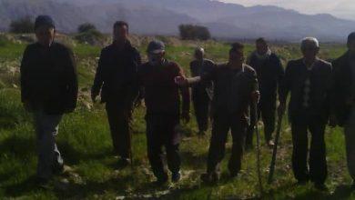 Photo of جلسه بازگشایی راه بین مزارع و اراضی کشاورزی نودان مشهور به راه بنکی با حضور مسئولین