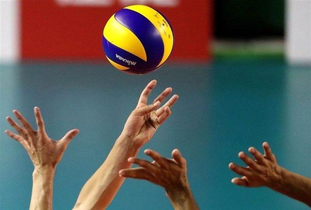 پایان مسابقات چهار جانبه والیبال گرامیداشت دهه مبارک فجر در نودان