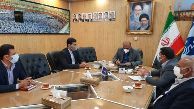 Photo of فرماندار کوهچنار  در دیدار با مدیرعامل شرکت مخابرات استان فارس بر تقویت زیرساختهای ارتباطی در کوهچنار تاکید کرد