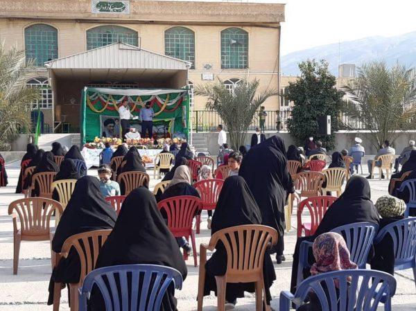 جشن میلاد حضرت فاطمه زهرا (س) در نودان