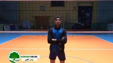 Photo of دعوت والیبالیست کوه چناری به تیم ملی