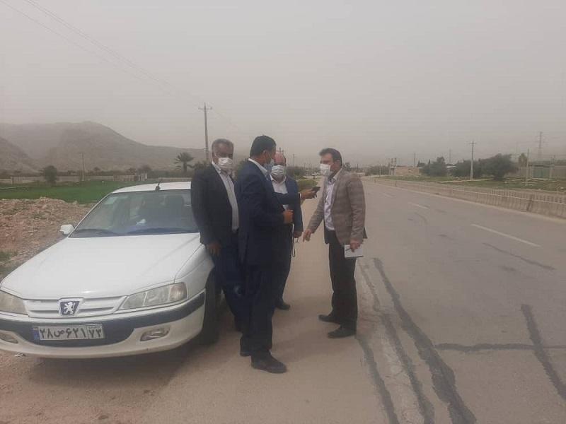 در جلسه شورای ترافیک شهرستان کوهچنار مطرح شد ؛ ضرورت احداث تصویب دوربرگردان نودان به طرف شیراز