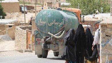 Photo of از صف مردم برای آب در روستای کندهای تا صف مسئولان استانی و شهرستان برای حل مشکل