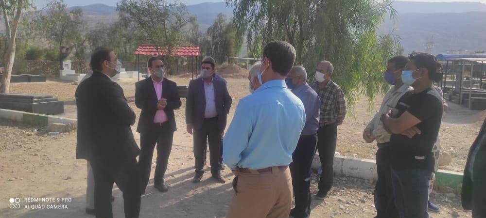 ورود دادستان کوه چنار به موضوع چالش برانگیز دفن اموات در بهشت زهرای قائمیه