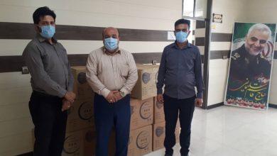 Photo of به همت مهندس نوذری؛هزار ماسک سه لایه جهت اجرای طرح شهید سلیمانی به سپاه کوهچنار اختصاص یافت