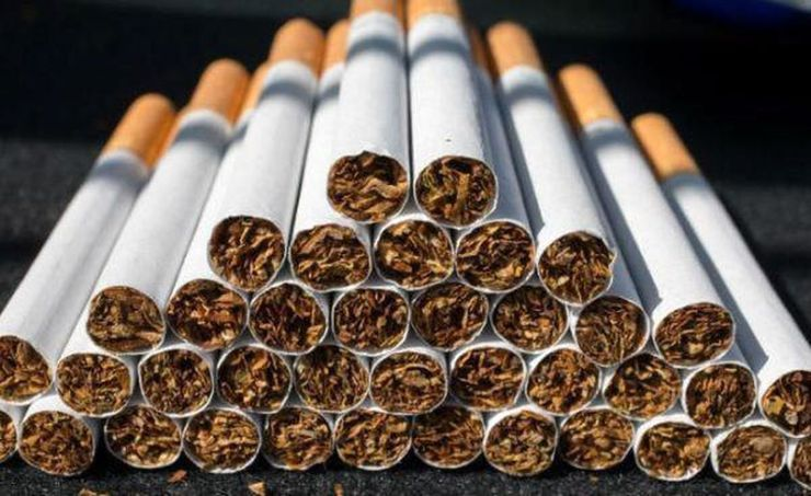 """کشف سیگار قاچاق میلیاردی  در """"کوه چنار"""""""