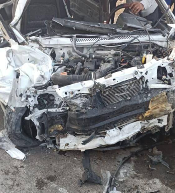 مصدوم طی دو تصادف در محور قائمیه-بوشهر