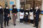 صادق ساسانی پور رئیس بیمارستان قائمیه و  نسرین شوری مدیر این مرکز در پیامی از زحمات تمامی کار کنان برای دستیابی به نتایج مطلوب اعتباربخشی تشکر و قدردانی کردند