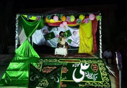 گزارش تصویری/جشن عید غدیر خم و دهه ولایت و امامت در شهر نودان برگزار شد