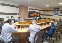 جلسه برنامه ریزی کشت محصولات شتوی و توزیع نهاده ها در نودان